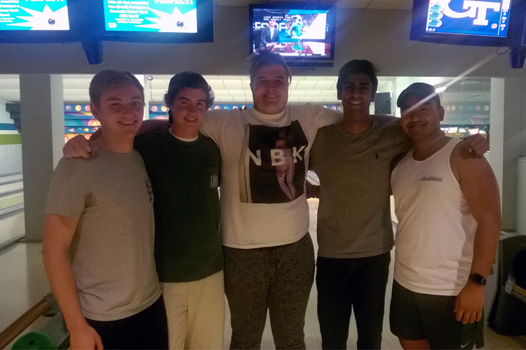 Bowling School & Fraternity Champions