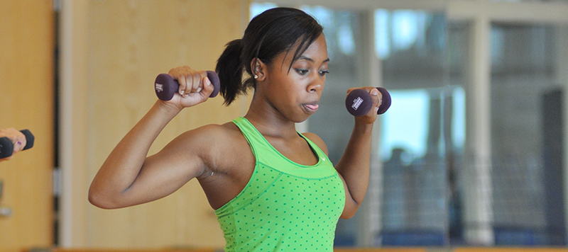 How to sign up for personal training