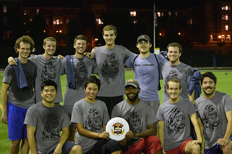 Ultimate Frisbee School & Independent Champions