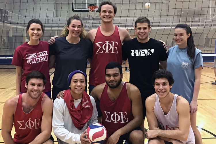 Volleyball Co-Rec Champion
